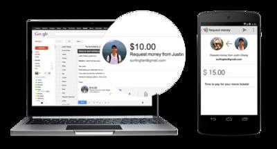 Google Wallet se actualiza, ahora puedes solicitar y enviar dinero