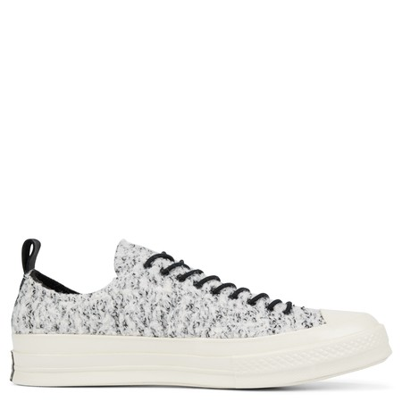 Leather Chuck 70 Low Top Fleece-Lined, unisex