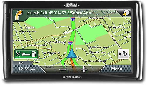 Magellan RoadMate 1700 viene con una pantalla de 7 pulgadas