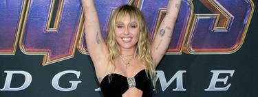 Miley Cyrus se corta el pelo y estrena un look de lo más cañero