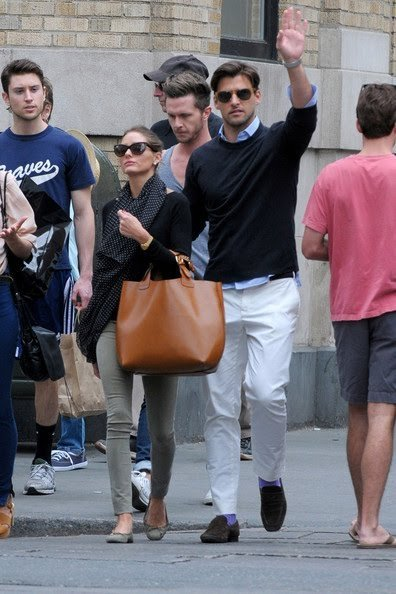 Olivia Palermo es... ¡Made in Zara!