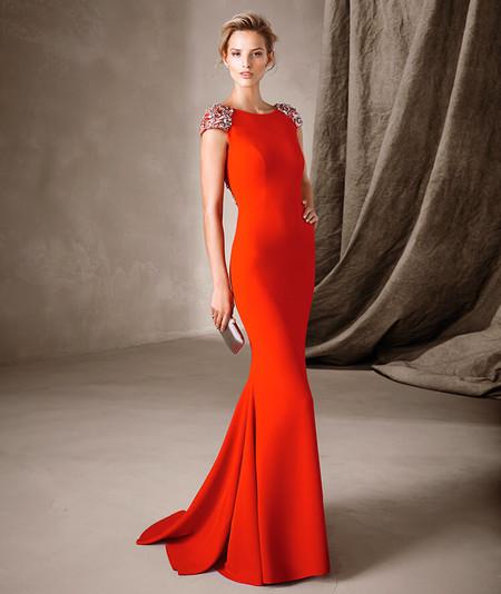 6f9d4110c 17 vestidos para ser la invitada de una boda inspirados en las ...