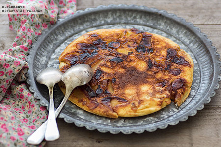 Sanciaux de manzana: receta tradicional francesa