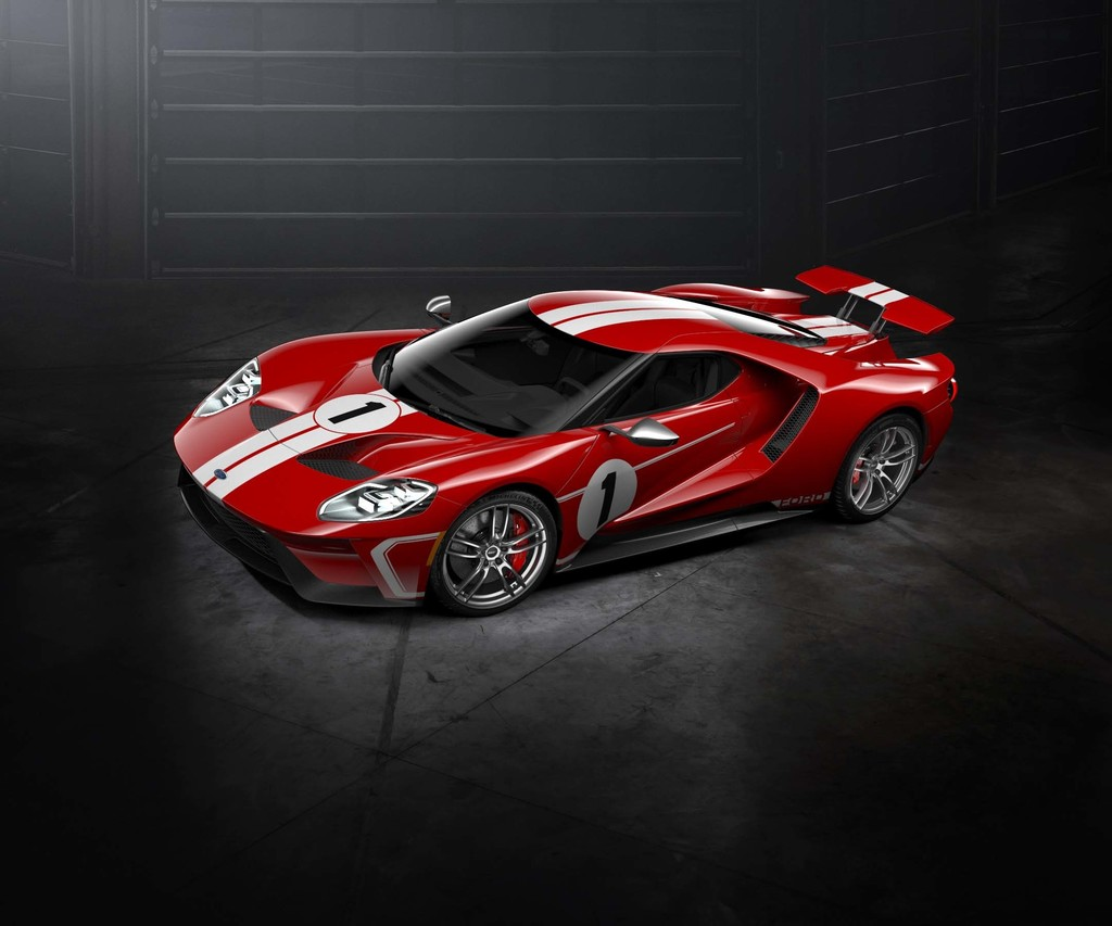 Ford Gt 67 Heritage Edition 1