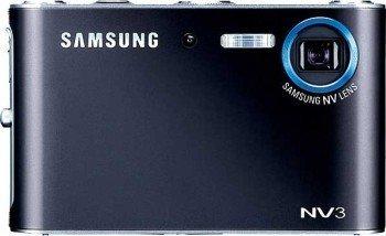 Samsung NV3, compacta con diseño elegante