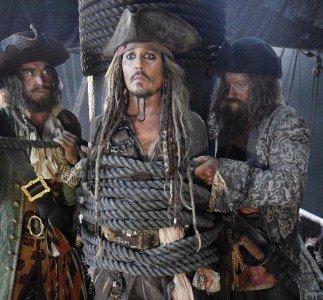 'Piratas del Caribe 5', primera imagen