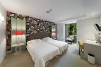 Habitaciones para todos los gustos en el Hotel Mercure Santo Domingo de Madrid