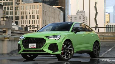 Audi RS Q3, a prueba: un explosivo SUV de 400 hp que ahora será lo más cercano a un hot-hatch de la marca