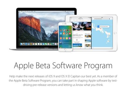 Cómo instalar la beta pública de iOS 9 y OS X El Capitán y no morir en el intento