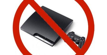 Stop a las consolas Sony PS3 en las aduanas europeas: guerra con LG