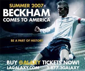 Beckham en Los Angeles, la victoria de las relaciones públicas