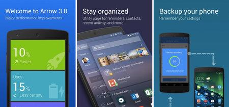 Microsoft Arrow Launcher llega a su versión 3.0 en Google Play