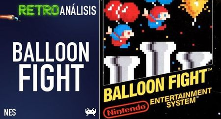 'Balloon Fight' para NES. Retroanálisis