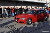 Nuevo BMW Serie 3 Berlina, fotos de su presentación en Munich