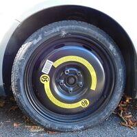 La rueda de repuesto va desapareciendo. Estas son las alternativas que puedes encontrar si compras un coche de segunda mano
