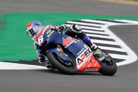 Beaubier Aragon Moto2 2021
