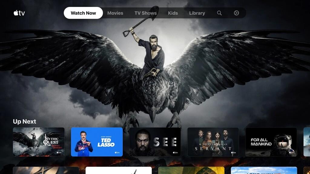La apps Apple™ TV asistirá a la Xbox™ One, la Series X y la Series S la semana que viene