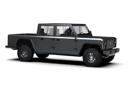 Bollinger B2 es todo lo que deseas de una pickup, pero en versión eléctrica