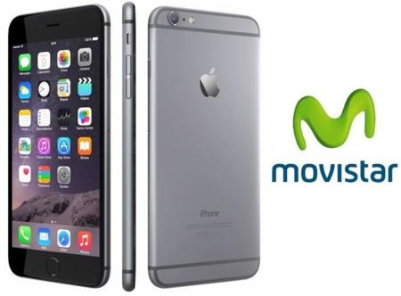 Precios iPhone 6 y iPhone 6 Plus con Movistar