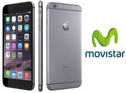 Precios iPhone 6 y iPhone 6 Plus con Movistar
