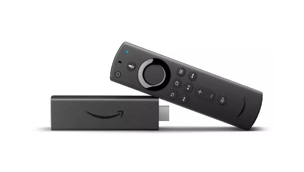 Reproductor multimedia - Amazon Fire TV Stick 4K Ultra HD con mando por voz Alexa