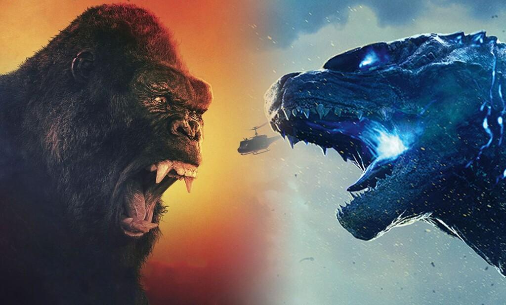 'Godzilla vs. Kong' da lo que promete en un tercer acto espectacular, pero no corrige los errores de su predecesora