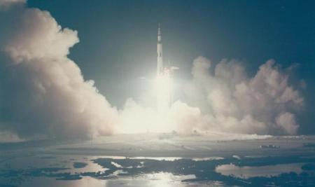 «Para toda la humanidad»: una exposición con algunas de las mejores fotografías tomadas por la NASA