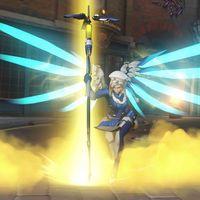 Blizzard busca volver a popularizar a Mercy de cara al siguiente parche del PTR de Overwatch
