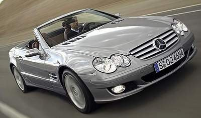 Mercedes SL 2006