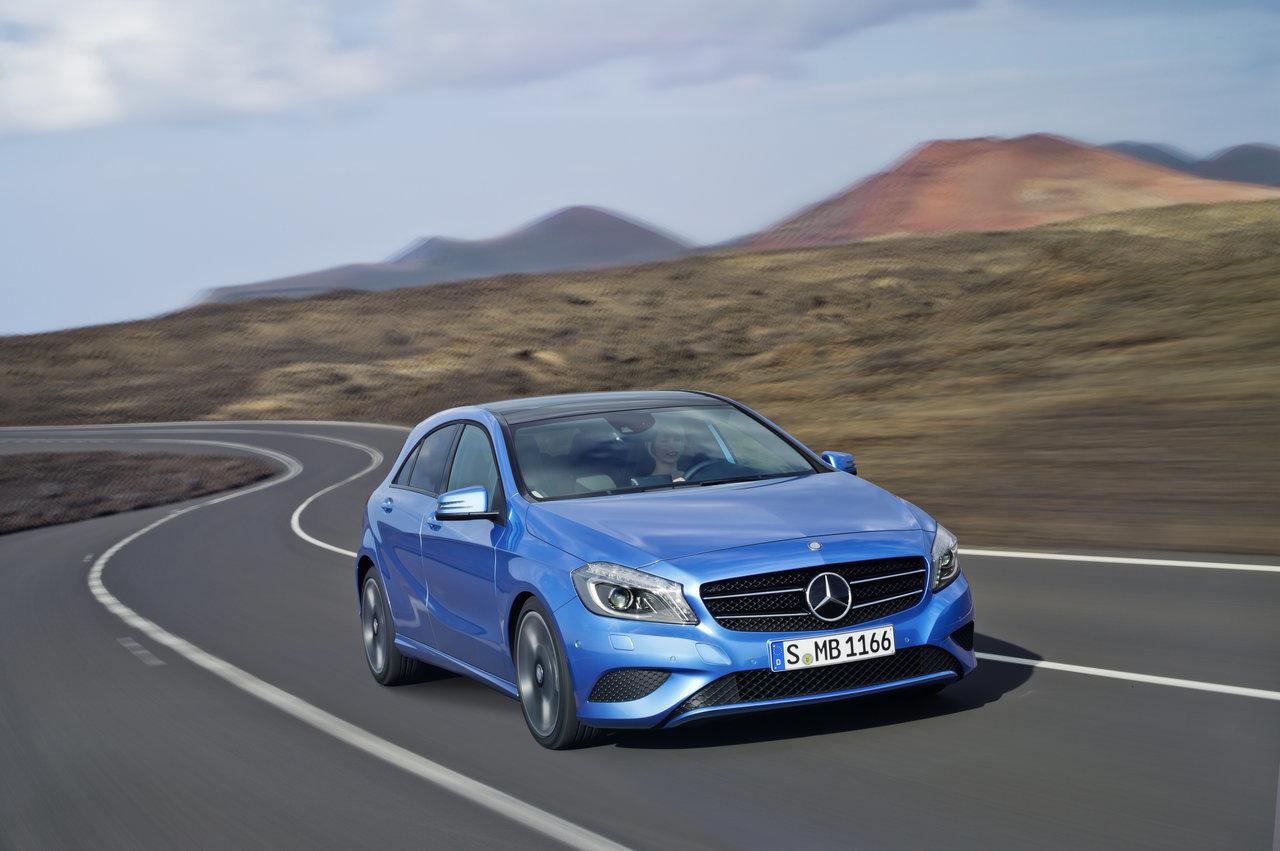 Foto de Mercedes-Benz Clase A 2012 (53/67)