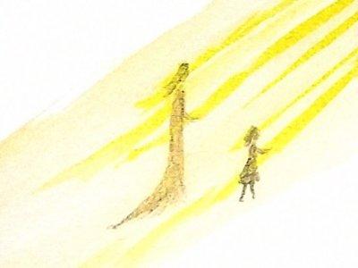 'La princesa del Sol', de David Grossamn y Michal Rovner