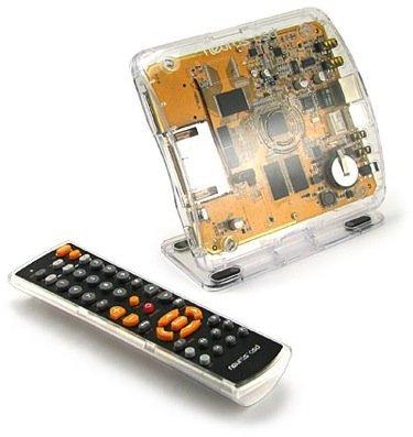 Neuros OSD, grabador de vídeo hackeable