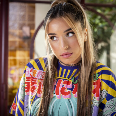 Lola Índigo crea mucho hype con su nuevo trabajo: ha borrado todo su Instagram