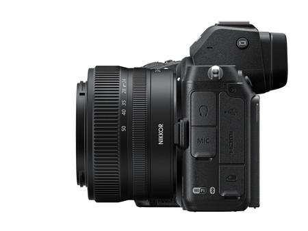 Nikon Z5 camara sin espejo de formato completo