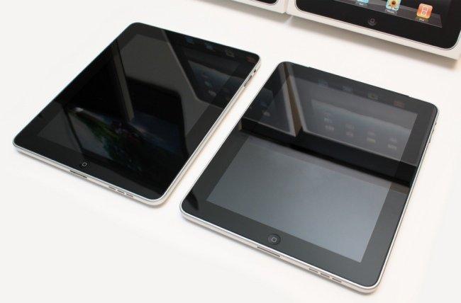 Ivyfield fotografía del iPad 1