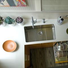 Foto 3 de 10 de la galería puertas-abiertas-una-cocina-amplia-y-funcional en Decoesfera