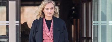 Ahora ya puedes vestir igual (de manera literal) que Diane Kruger: Mango ha invadido su armario