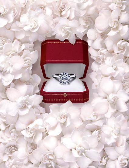 Bridal Week Cartier en Madrid o cómo elegir tu sortija de compromiso del 16 al 21 de abril