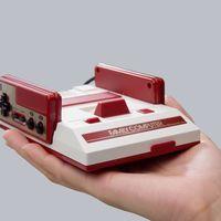 Nintendo anuncia la Mini Famicom para Japón con algunos juegos exclusivos