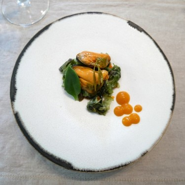 Esto sí es calidad gallega: así es la cocina de Juan Crujeiras en el restaurante Bido