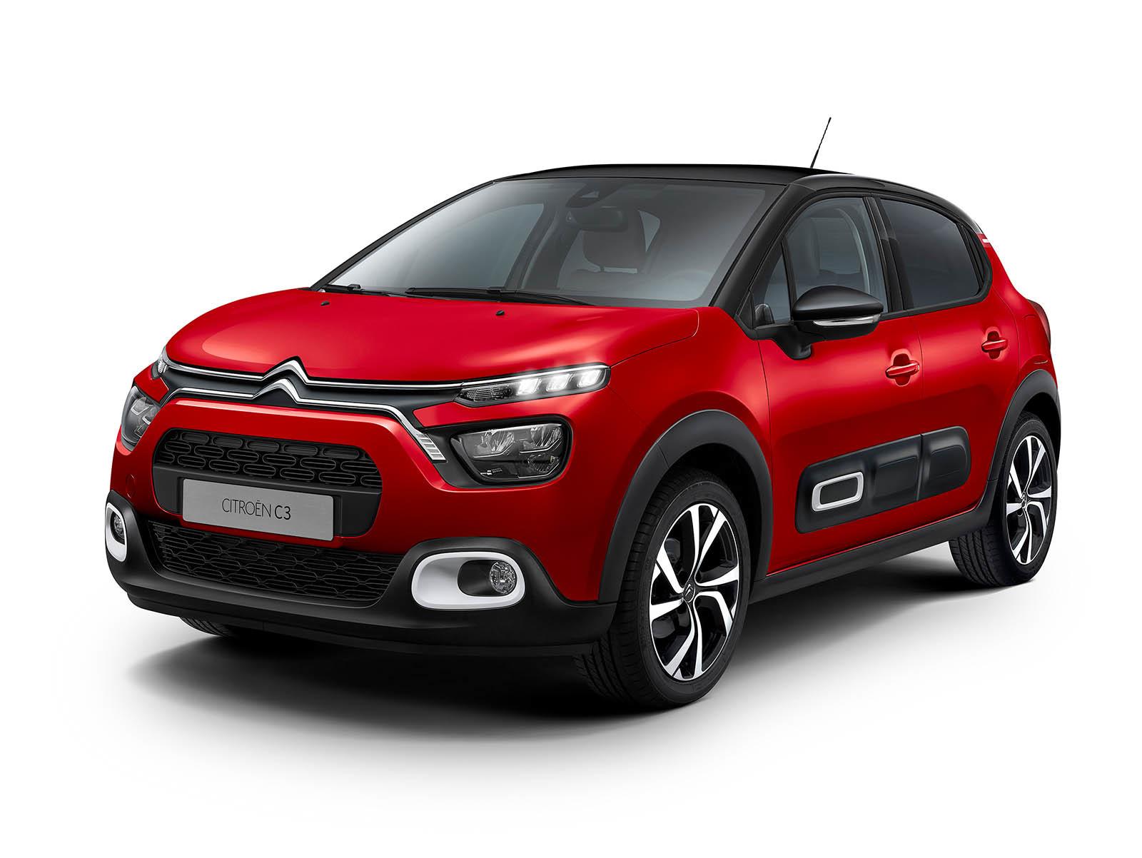 Foto de Citroën C3 2020 (3/11)