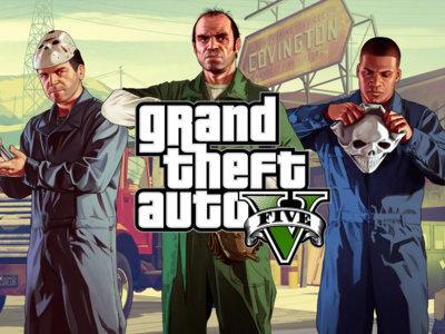La adaptación de GTA V a la realidad virtual puede herir vuestra sensibilidad