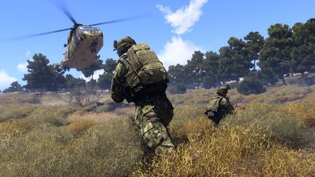 ARMA 3 se juega gratis en Steam durante toda esta semana