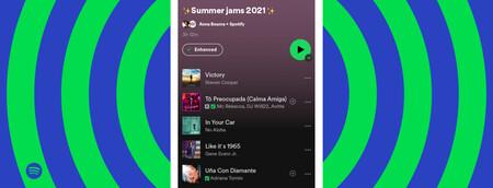 Spotify presenta 'Ampliar', una nueva función para ayudarnos a engordar nuestras listas de reproducción al instante
