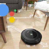 Ahora podrás pedirle por voz a tu Roomba que limpie tu cocina gracias al acuerdo entre iRobot y Google