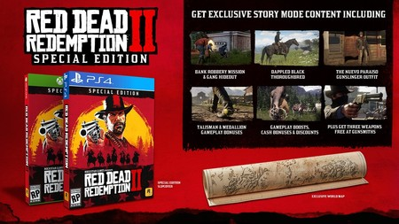 Red Dead Redemption 2 Edicion Especial