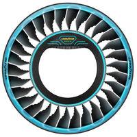 Goodyear ha inventado el neumático definitivo para coches voladores autónomos: lo mismo rueda que vuela