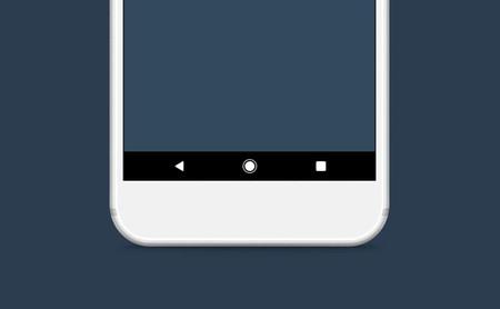 Cómo usar los botones o barra de navegación de Android