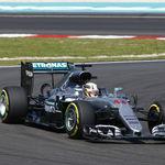 Pole position para Lewis Hamilton en el GP de Malasia de Fórmula 1