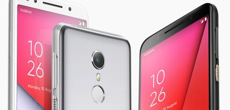 Vodafone Smart N9 y Smart N9 lite, alargan sus pantallas para reducir marcos y llega el primer Android Go